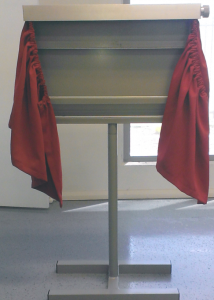 Curtain Stands for Hire